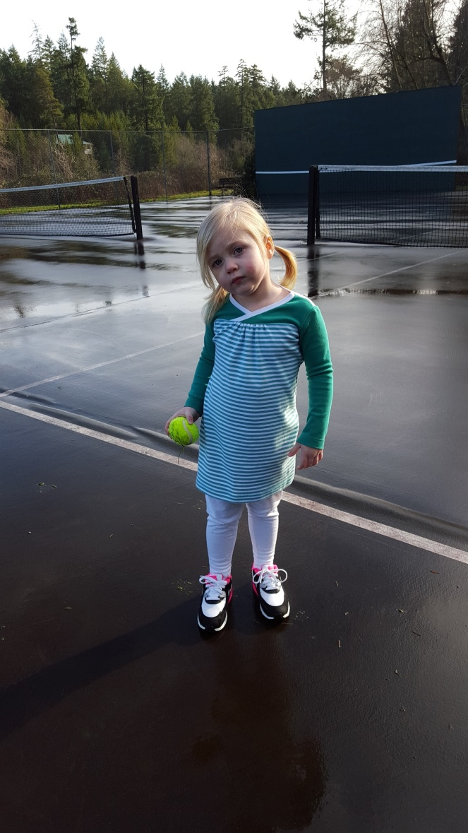 Tennis Hopscotch dress, 4