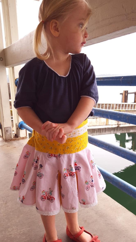 Kendall skirt, 6
