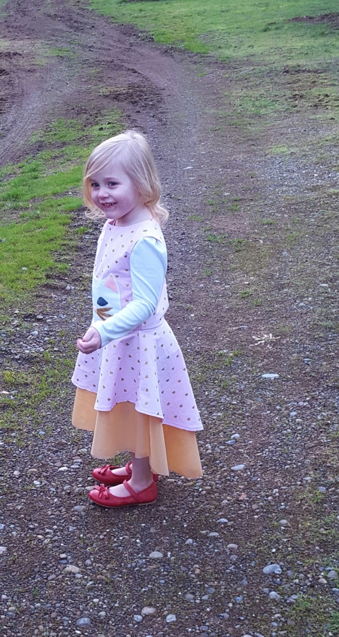 Princess Kitty Dress, 10
