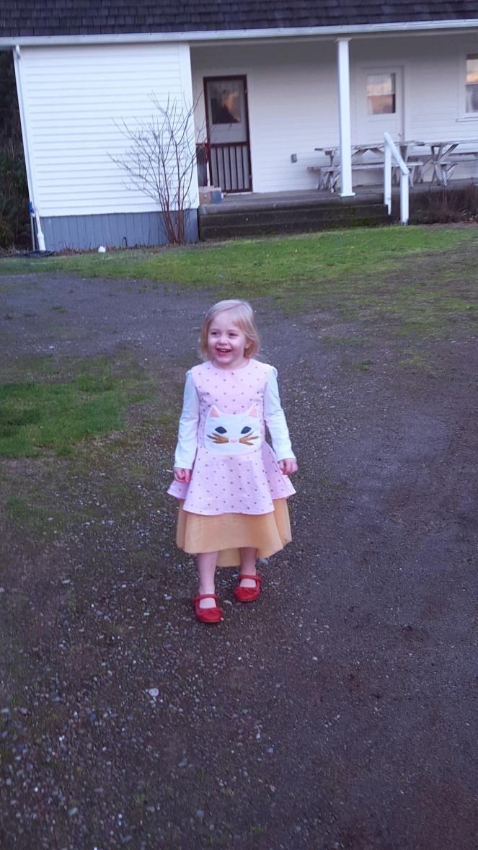 Princess Kitty Dress, 11