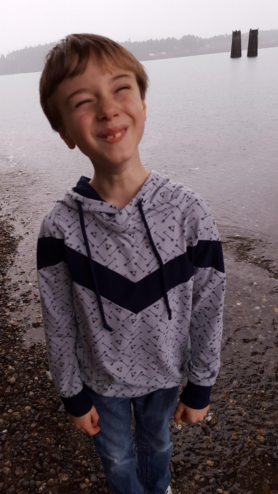 Elevation hoodie, 12
