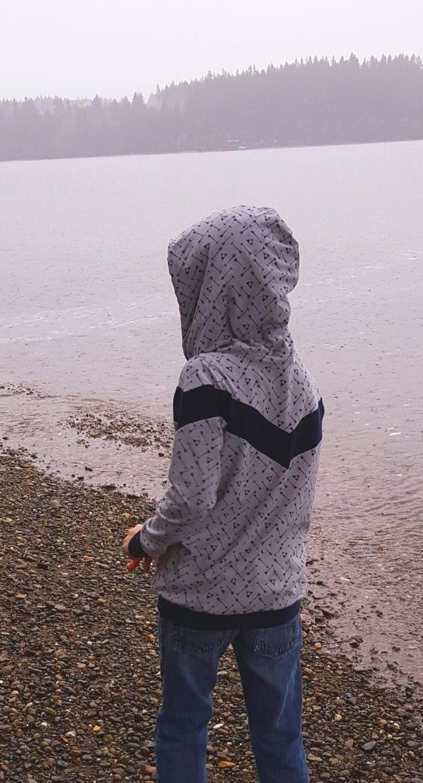 Elevation hoodie, 3