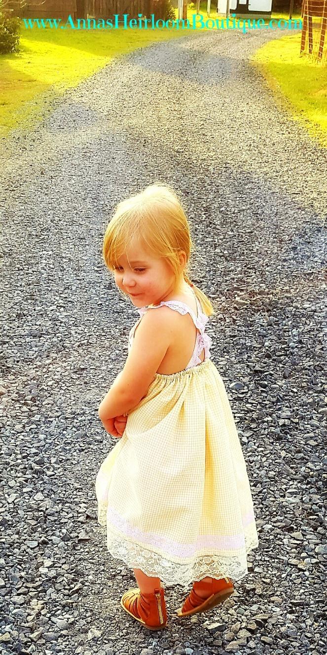 Isla dress, 9, 2