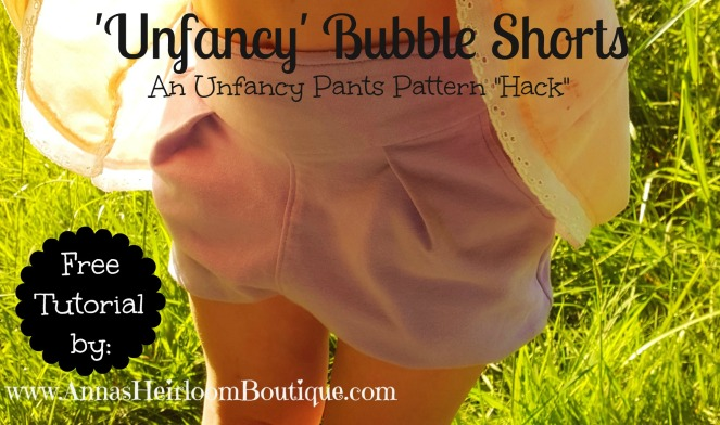 Unfancy Shorts, cover photo
