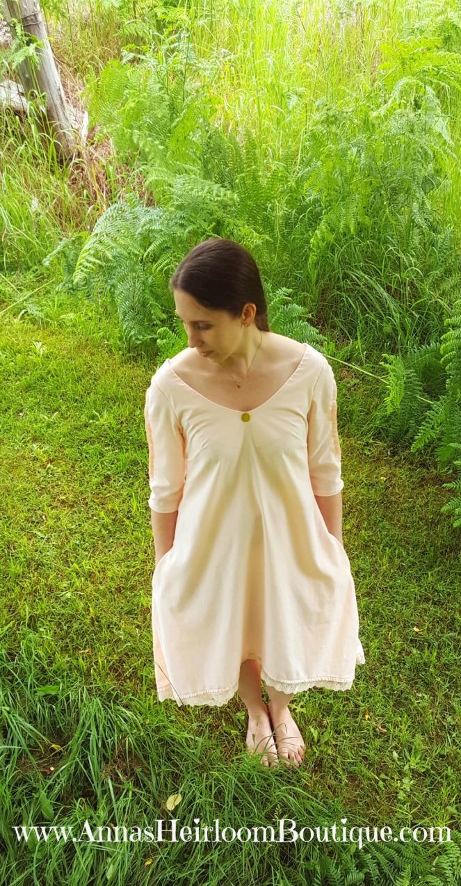 Venice Dress, Final 3