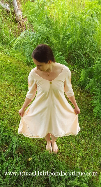 Venice Dress, Final 4