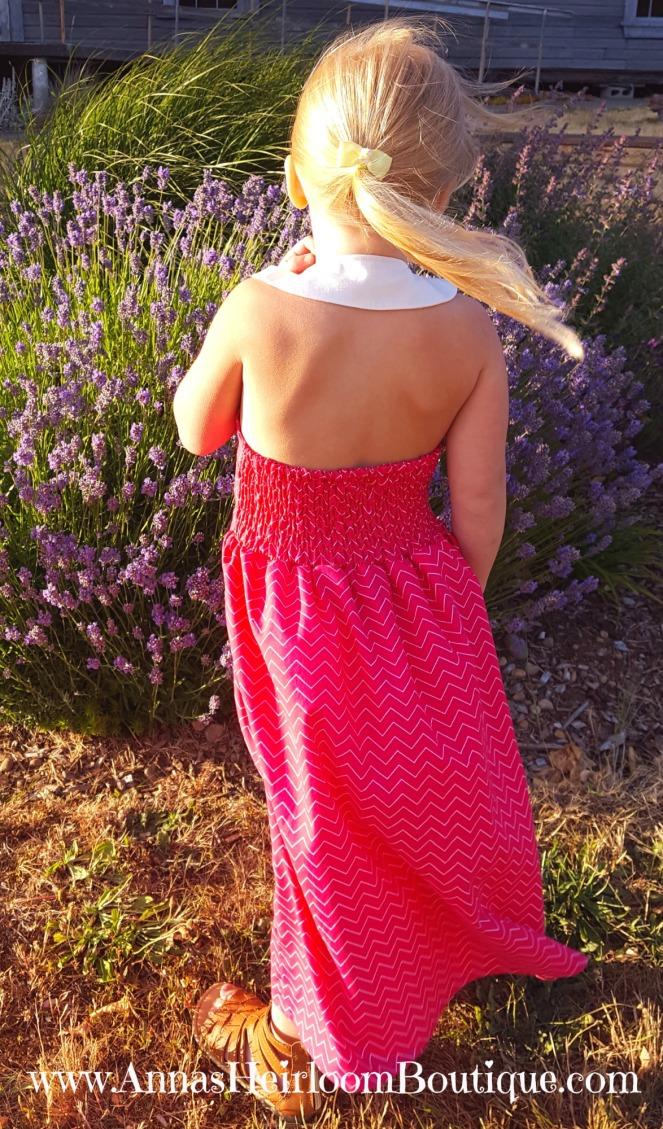 Pink Felicity, 1